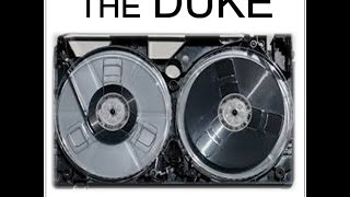 THE DUKE-THE FIRST DEMO (THREE TRACKS AUDIO) 2015