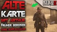 Blackwater Glitch - So könnt ihr die alte Karte früher bereisen - Red Dead Redemption 2