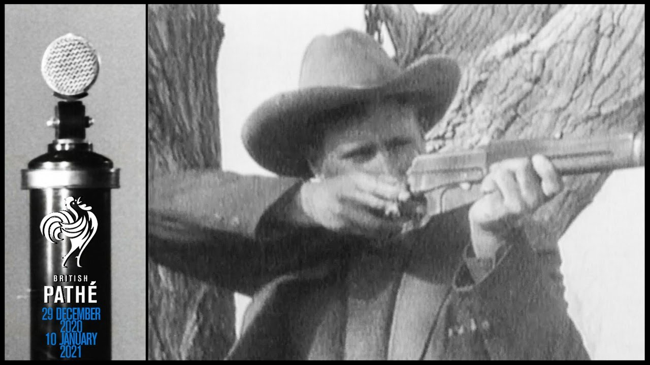 Texas Joins the Union, Lord Haw Haw Executed and more   British Pathé