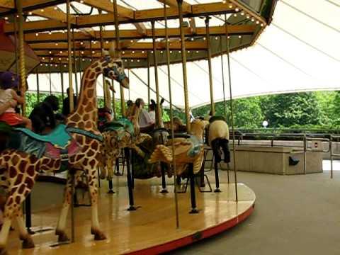 Carousel, Lincoln Park Zoo