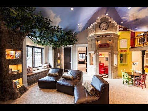 Kids Bedroom Ceilings Ideas For Creative Minds YouTube - Kids bedroom ceilings