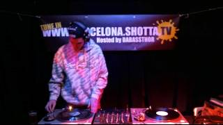 Dub Raider + Dijeyow + Naw dj @ Shotta TV Barcelona
