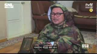 131116 SNL GTA군대2 홍진호