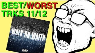 Best & Worst Tracks: 11/12 (New Eminem Single ft. Beyoncé!!!)