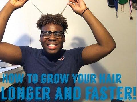 tips growing healthy hair