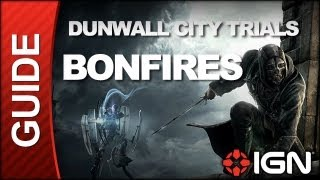 Dishonored: Dunwall City Trials Challenge Guide - Bonfires