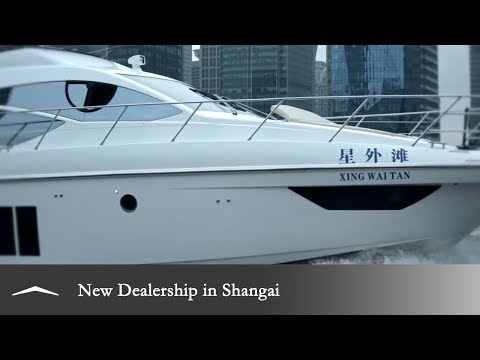 The official launch of the New Dealership in Shanghai