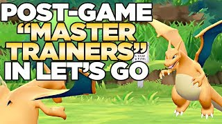 Post-Game Master Trainers in Pokemon Let's Go Pikachu & Eevee | Austin John Plays