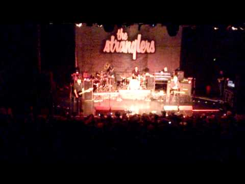 The Stranglers live. 14.03.15. Straighten Out & Grip.