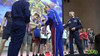 Финал турнира по футболу 118 выпуск КТВ