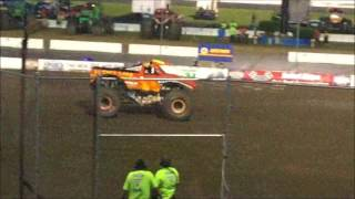 Monster Jam Stafford Springs, CT 2017 Saturday Night: Freestyle Competition