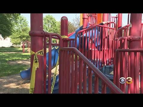 Bucks County Playgrounds Cleared To Reopen But Guidelines Say Kids Must Practice Social Distancing