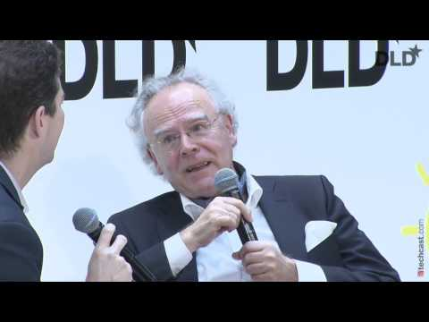 3D Printing The Key To Digital Manufacturing (Hans J. Langer, EOS & Dennis Berman, WSJ) | DLD17