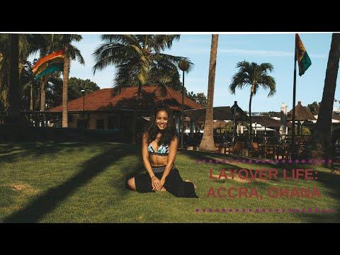 EMIRATES CABIN CREW LAYOVER LIFE: ACCRA, GHANA