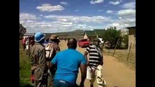 2014 Sterkspruit Amahlubi Initiates - Bamboespruit (Leqala)