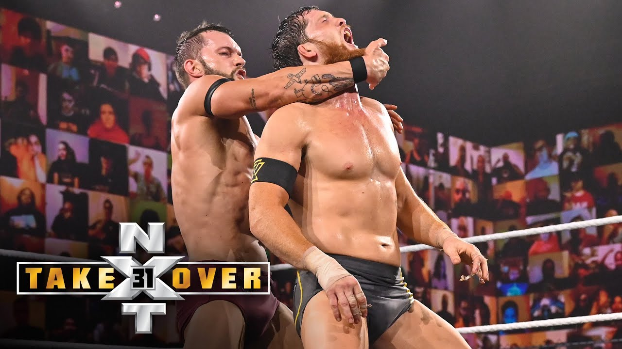 Bálor and O'Reilly's epic encounter, Ember Moon's return and more highlight NXT TakeOver 31
