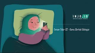 Gambar cover Teman Tidur #02 - Kamu Berhak Bahagia
