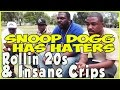 Why Snoop Dogg will always have haters in Long Beach & 20s & Insane Crips as Dirty Bird (pt.2of2)