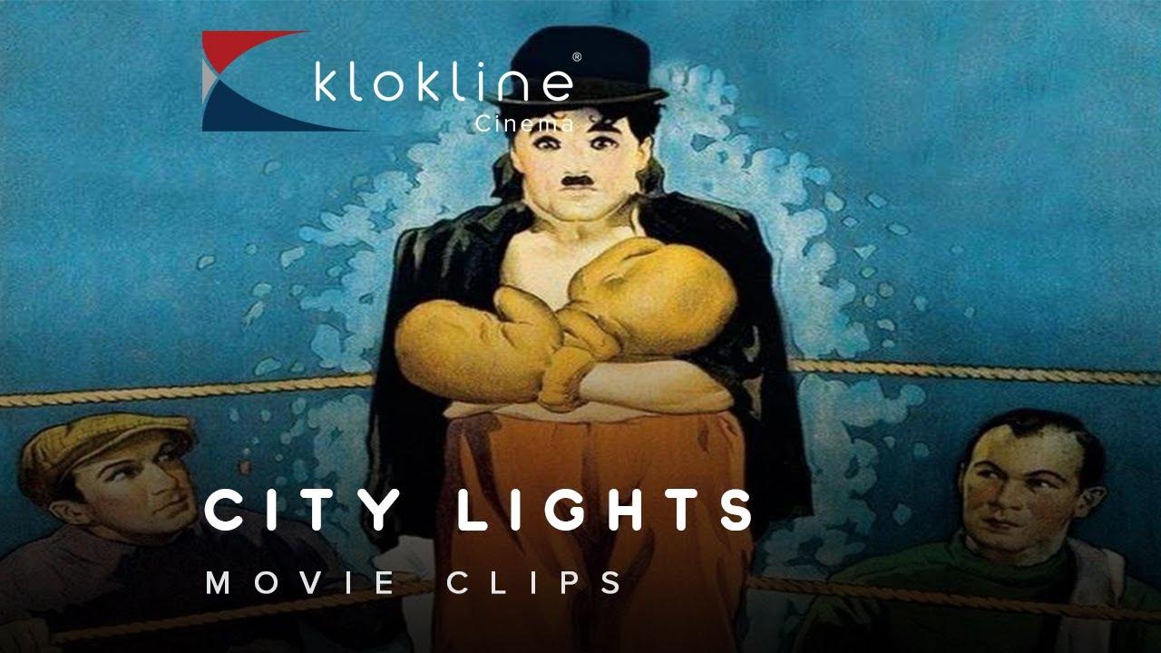 Download City Lights 1931  Movie Clip - Klokline