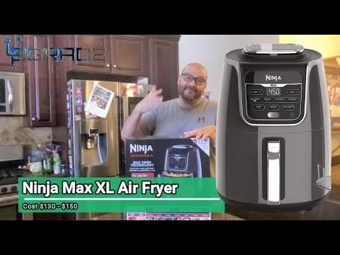 Ninja Max Xl Air Fryer Youtube