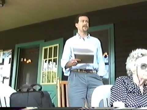 Adirondack Park Agency (APA) Meeting at Big Moose Lodge - September 12, 1996