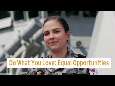 Equal Opportunities - Do What You Love