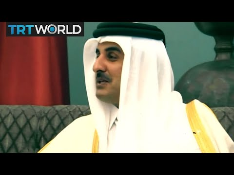 Saudi ad campaign against Qatar