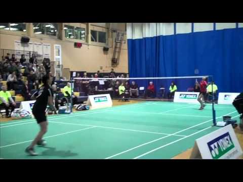 Canadian National Badminton Championships 2011 Summary Report