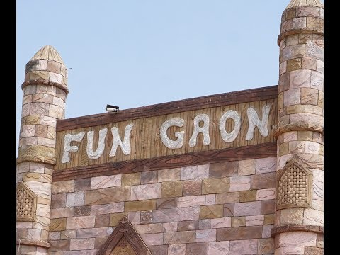 fun gaon water park allahabad uttar pradesh india