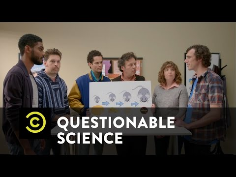Questionable Science - Cats Pt. 1 - Uncensored