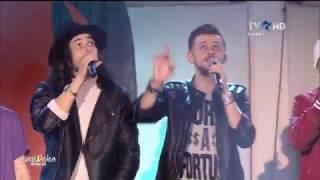 Maxim - Sărutări criminale (Eurovision. sHow-ul!)