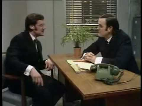 Monty Python- Vocational Guidence Counselor