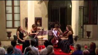 """Crosconcerto 4 - Alexander Borodin - """"NOTTURNO"""" dal Quartetto per Archi N°2, Terzo Movimento"""