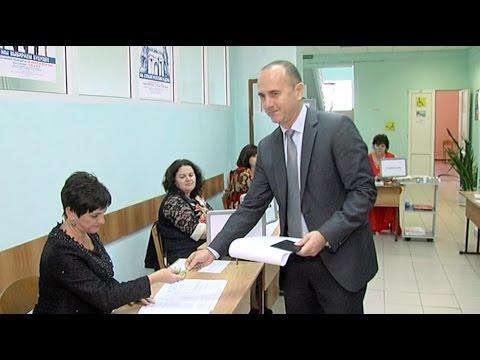 Голосование мэра г. Новошахтинска