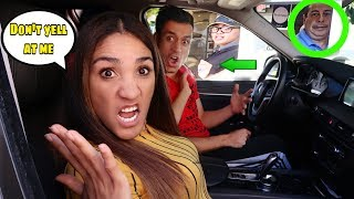 Making AWKWARD SITUATIONS In Drive Thru's - With PREGNANT  Wife  | Jancy Family