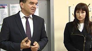 Школьная пудра: губернатор Кубани посетил резонансную школу № 4 в Сочи