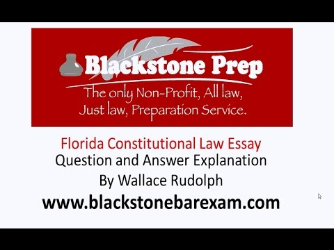florida bar exam past essays Board of bar examiners are going crazy the past 2 exams top i have now written 6 essays for fl portion of the bar exam 2 crim law/pro 1 florida bar exam.