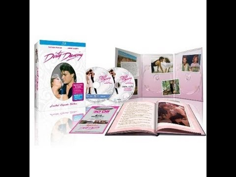 Dirty Dancing Limited Keepsake Edition Blu-Ray Unboxing!!!