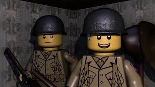Лего мультик ( 2 серия.) Война.