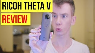 Ricoh Theta V Quick Review: Should you buy it?