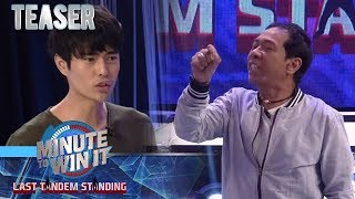 Minute To Win It - Last Tandem Standing September 2, 2019 Teaser
