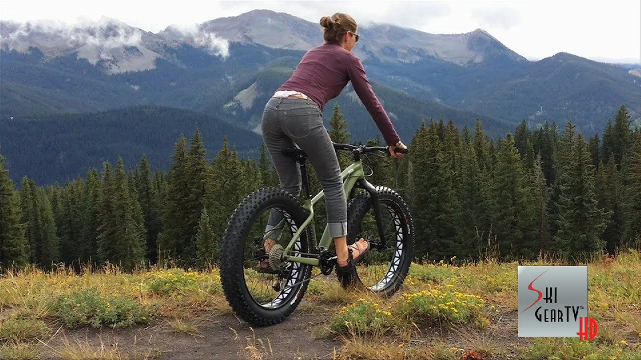 Specialized Fat Boy Fat Bikes Core Shot Youtube