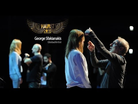 HAIRist 2015 TEO HAIR DESIGN full show