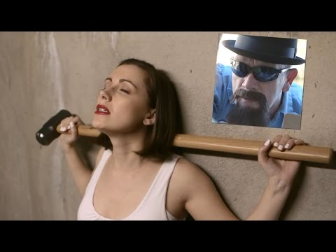 I've Never Seen Breaking Bad (Wrecking Ball parody) Whitney Avalon Miley Cyrus