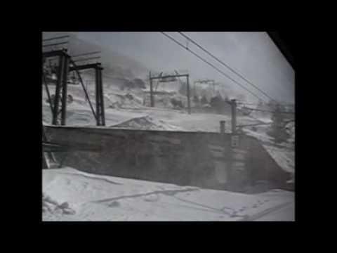 Torb des del cremallera de Núria - Febrer 2013