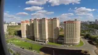 Дом студентов МГУ (таймлапс)