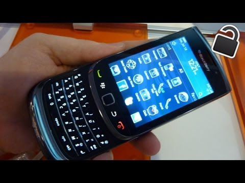 How To Unlock Blackberry 9800 - Learn How To Unlock Blackberry 9800 Here !