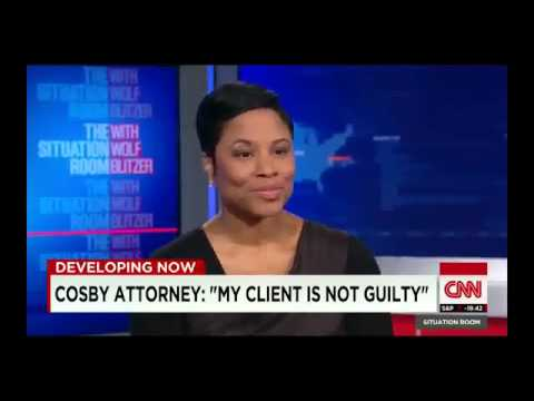 Bill Cosby's Lawyer Monique Pressley OWNS CNN's An