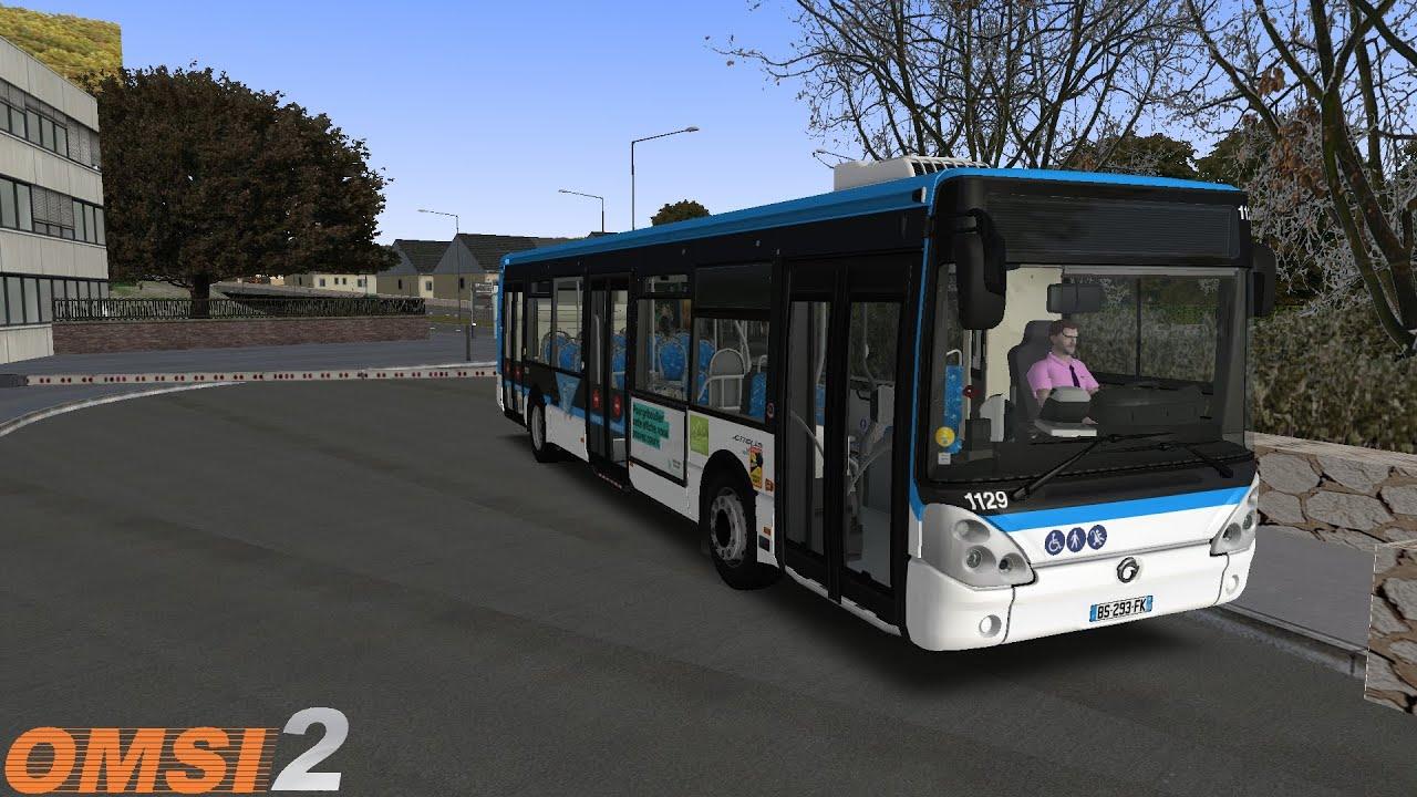 Download OMSI 2 #160: Marseille 2018   Ligne 5   Irisbus Citelis