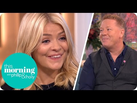 Holly Surprises Mum's List Dad Singe and Sons Reef and Finn | This Morning